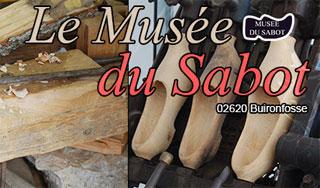Découvrez le Musée du Sabot!