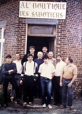 Création de l'Amicale en 1986